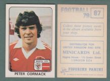 Bristol City Peter Cormack Scotland